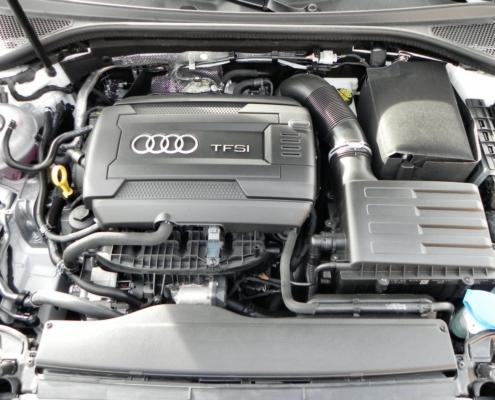 Audi A3 motorrum